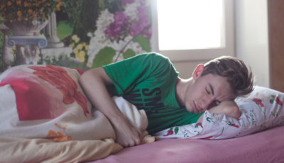 Why Teens Have Trouble Getting Out of Bed